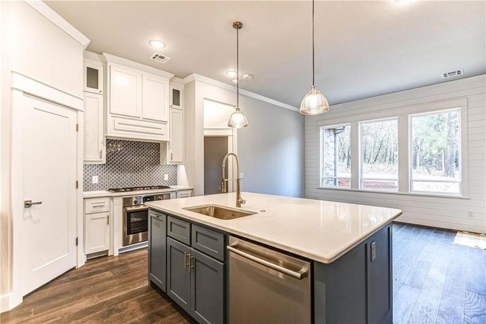 8616 Snow Court kitchen